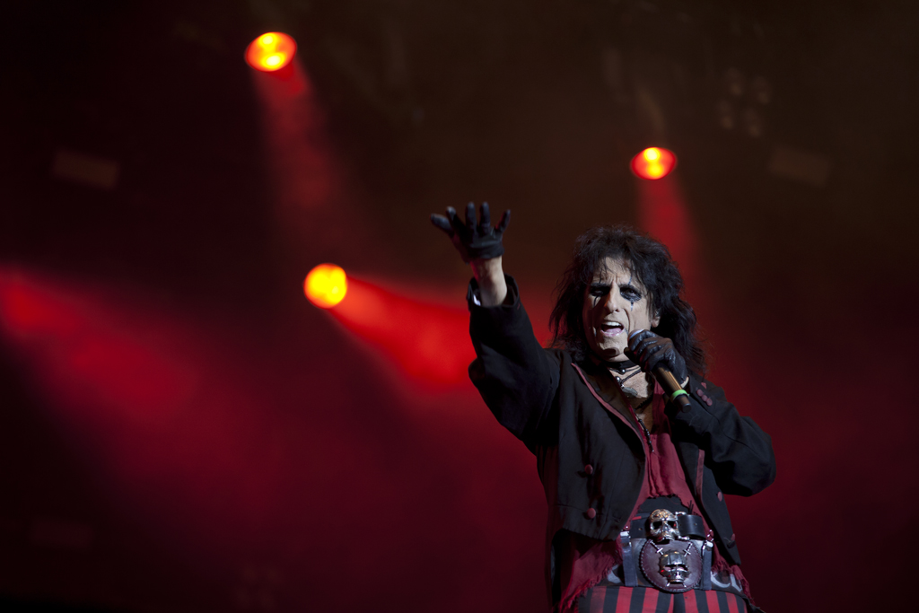 Alice Cooper på Sweden Rock