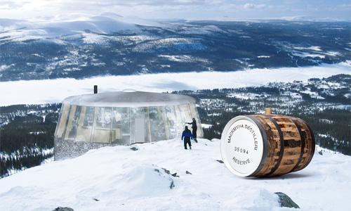 LofsdalenSkybar-bourbon-mackmyra