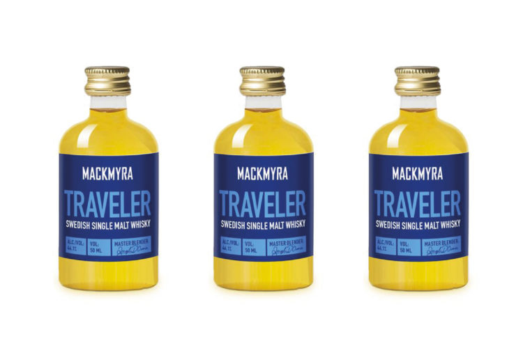 Image result for mackmyra traveler